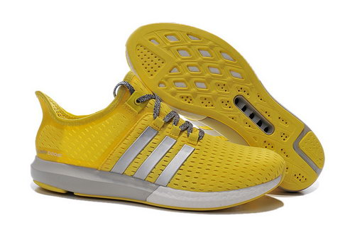 Mens Adidas Climachill Gazelle Boost Yellow - Icewind Series Portugal