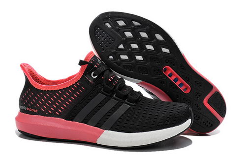 Womens Adidas Climachill Gazelle Boost Black & Pink Online Shop