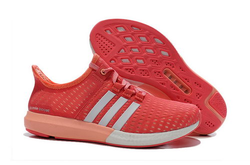 Womens Adidas Climachill Gazelle Boost Reddish Orange Poland