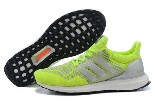 Mens Adidas Ultra Boost Fluorescent Yellow Netherlands