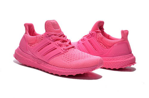 Womens Adidas Ultra Boost All Pink Factory Store
