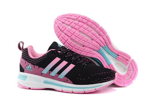 Womens Adidas Ultra Boost Black - Pink Germany