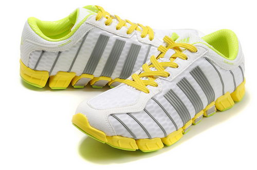 Adidas Climacool Ride I Mens Size Us7 7.5 9 10.5 White Yellow And Green Reduced