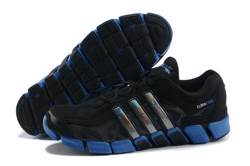 Adidas Climacool Ride Ii Mens Black Blue Factory Outlet