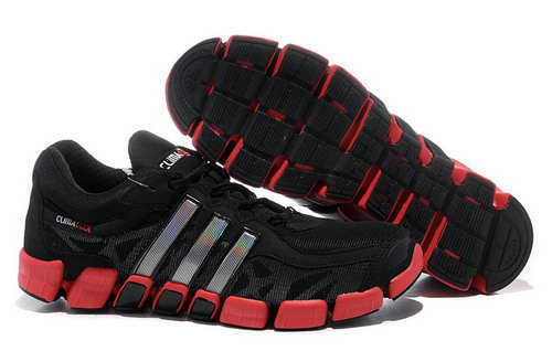 Adidas Climacool Ride Ii Mens Black And Red Factory