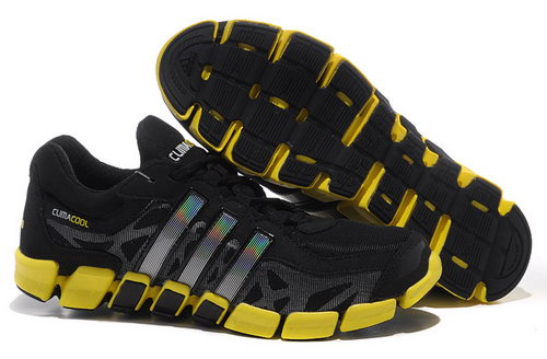 Adidas Climacool Ride Ii Mens Black And Yellow Poland