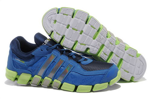 Adidas Climacool Ride Ii Mens Blue Green For Sale