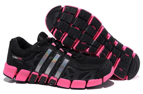 Adidas Climacool Ride Ii Womens Black Pink Clearance