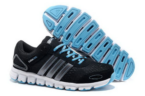 Adidas Climacool Ride Vi Womens Black Ultramarine Blue Korea