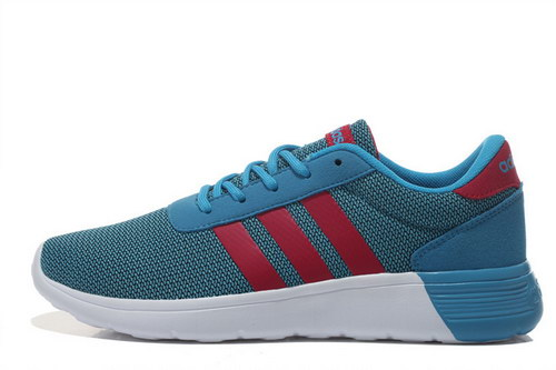 Adidas Neo Campus Mens & Womens (unisex) White Blue Red Sweden