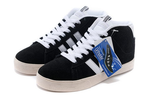 Adidas Neo High Mens & Womens (unisex) Black White Coupon Code