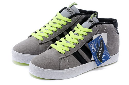 Adidas Neo High Mens & Womens (unisex) Grey Black Best Price