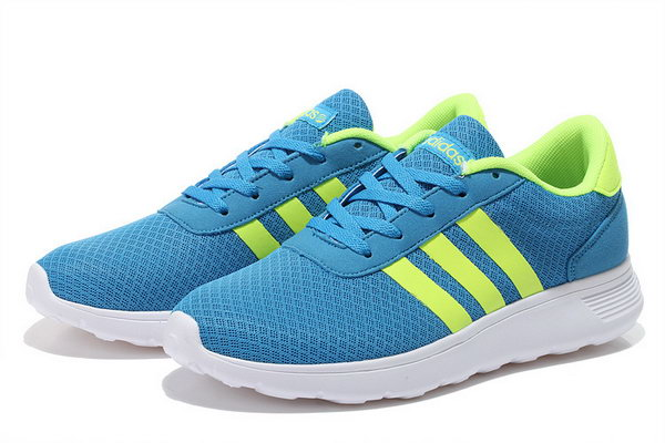 Adidas Neo Mesh Mens & Womens (unisex) Blue Green Sweden