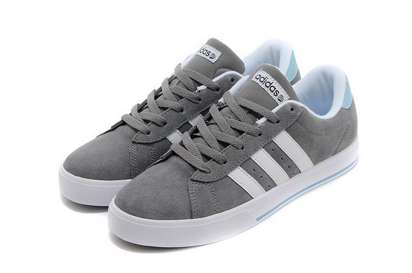 Adidas Neo Suede Mens & Womens (unisex) Grey White Canada