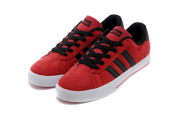 Adidas Neo Suede Mens & Womens (unisex) Red Black New Zealand