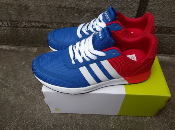 Adidas Neo Vetilation Mens & Womens (unisex) Blue Red Usa
