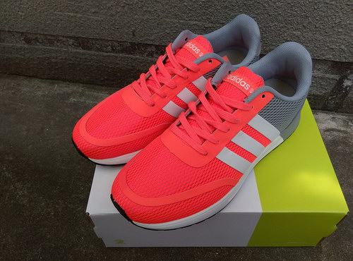 Adidas Neo Vetilation Mens & Womens (unisex) Orange Grey Low Price