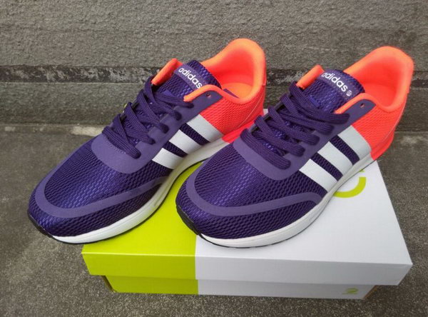 Adidas Neo Vetilation Mens & Womens (unisex) Purple Orange Uk