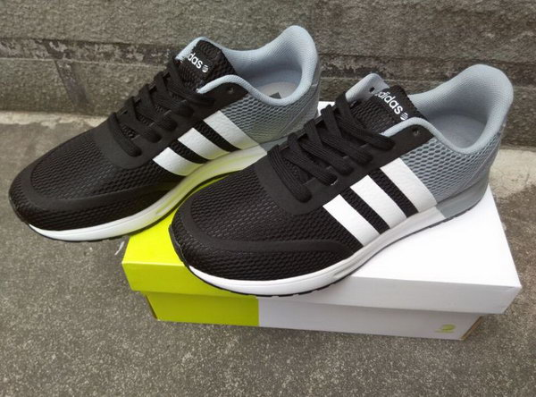 Mens Adidas Neo Vetilation Black Grey Netherlands