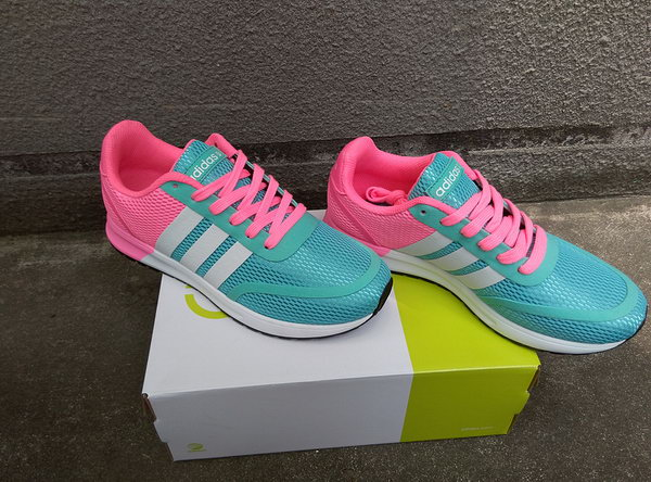 Womens Adidas Neo Vetilation Green Pink Promo Code