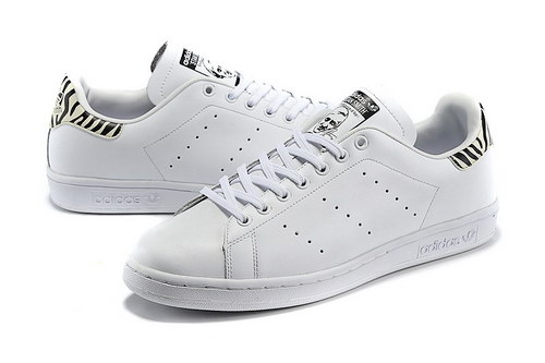 Womens Adidas Stan Smith White Norway