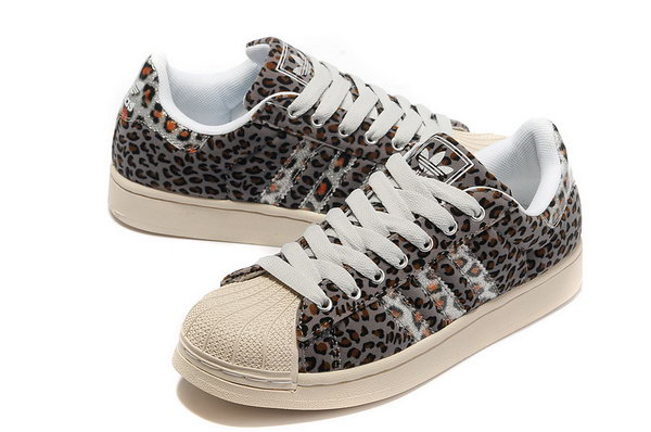 Adidas Superstar Ii Womens & Mens (unisex) Snow Leopard Low Cost