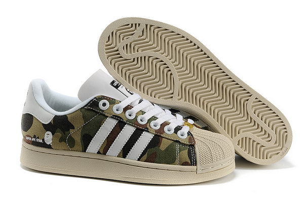 Adidas Superstar Mens & Womens (unisex) Brown Camo Korea