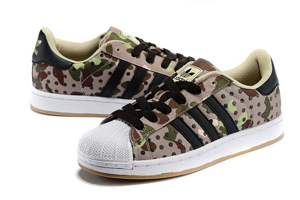 Adidas Superstar Mens & Womens (unisex) Coffee Color Point Italy