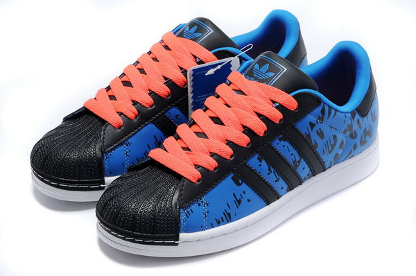Adidas Superstar Mens & Womens (unisex) Dream Blue Black France