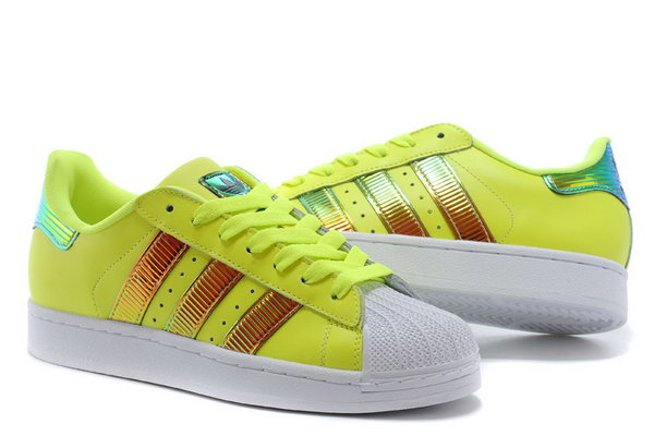 Adidas Superstar Mens & Womens (unisex) Gradient Green Gold Ireland