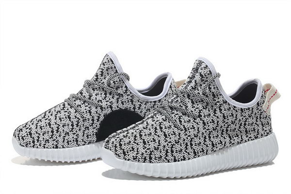 Adidas Yeezy Boost 350 Low Kids Kanye West Grey White Promo Code