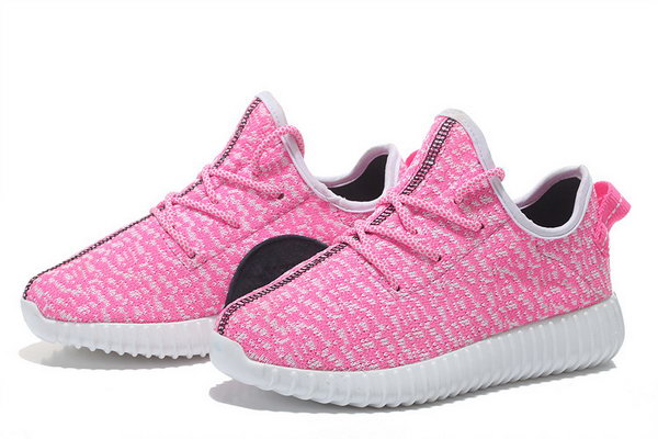 Adidas Yeezy Boost 350 Low Kids Kanye West Pink Hong Kong