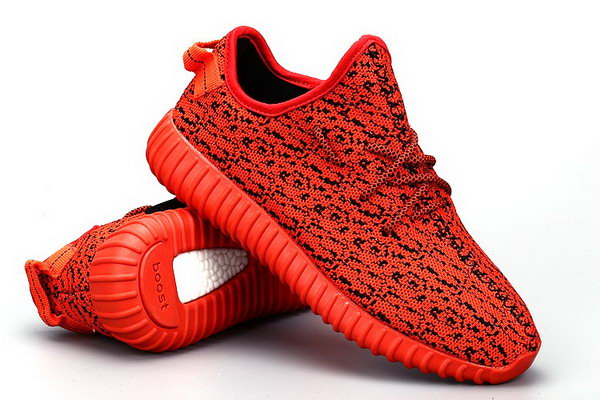 Womens & Mens (unisex) Adidas Yeezy Boost 350 All Red 36-45 Factory
