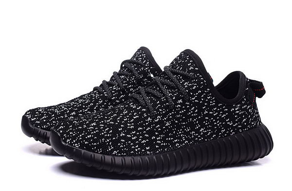 Womens & Mens (unisex) Adidas Yeezy Boost 350 Black White 36-46 Factory Outlet