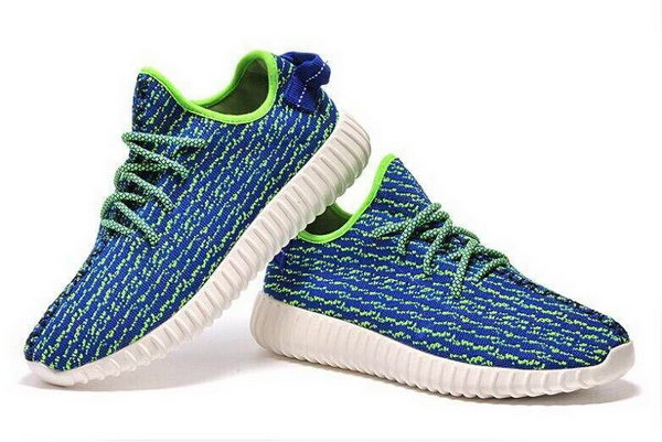 Womens & Mens (unisex) Adidas Yeezy Boost 350 Blue Green 36-46 Review