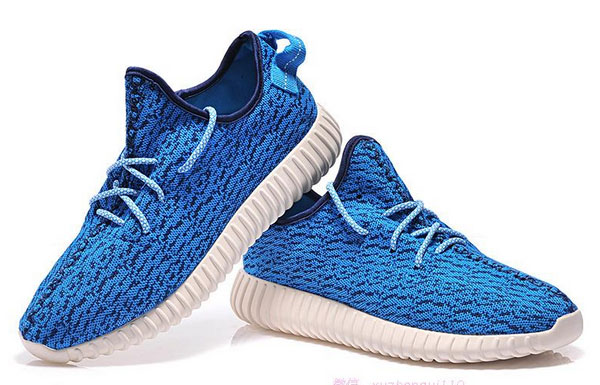 Womens & Mens (unisex) Adidas Yeezy Boost 350 Blue White 36-46 China
