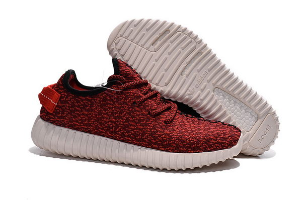 Womens & Mens (unisex) Adidas Yeezy Boost 350 Red White 36-46 Outlet Store