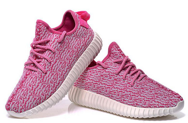 Womens Adidas Yeezy Boost 350 Pink 36-39 Usa