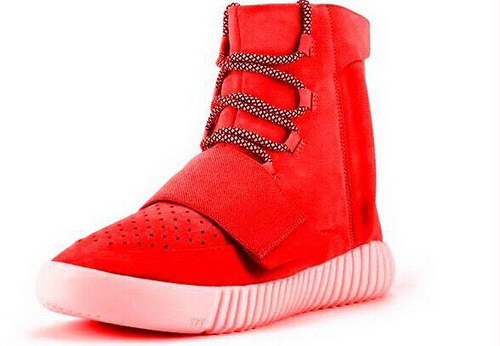 Kanye West Adidas Yeezy 750 Boost Womens & Mens (unisex) Red Cheap