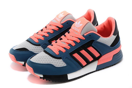 Mens Adidas Zx 630 Blue Pink Closeout