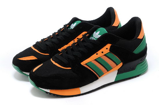 Womens Adidas Zx 630 Orange Green Black Taiwan