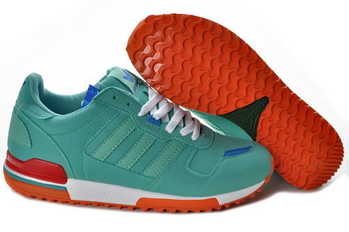Adidas Zx 700 Mens Green Orange Factory