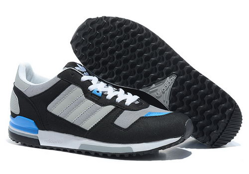 Adidas Zx 750 Mens Black Grey Outlet Online