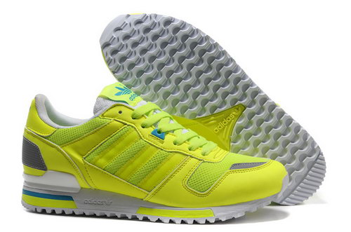 Adidas Zx 750 Mens Size Us7 7.5 9 10.5 Fluorescence Green Switzerland