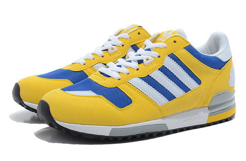 Adidas Zx 750 Mens Yellow Blue White Discount Code