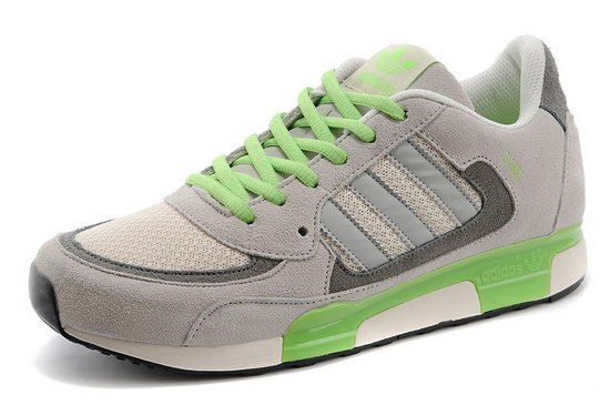 Mens Adidas Zx 850 Grey Green Germany