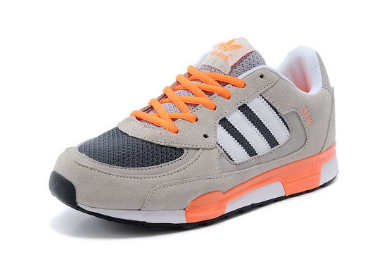 Mens Adidas Zx 850 Grey Orange Discount