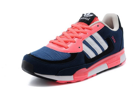 Womens Adidas Zx 850 Blue Pink Italy