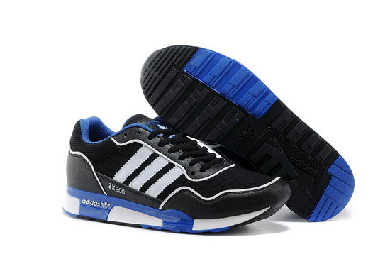 Mens Adidas Zx 900 Black Blue Inexpensive