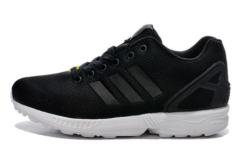 Adidas Zx Flux Mens & Womens (unisex) Black White4 Usa